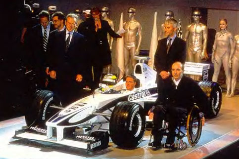 Williams-BMW FW22