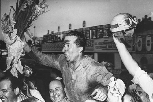 14 iulea 1951  первая победа ferrari в f1: