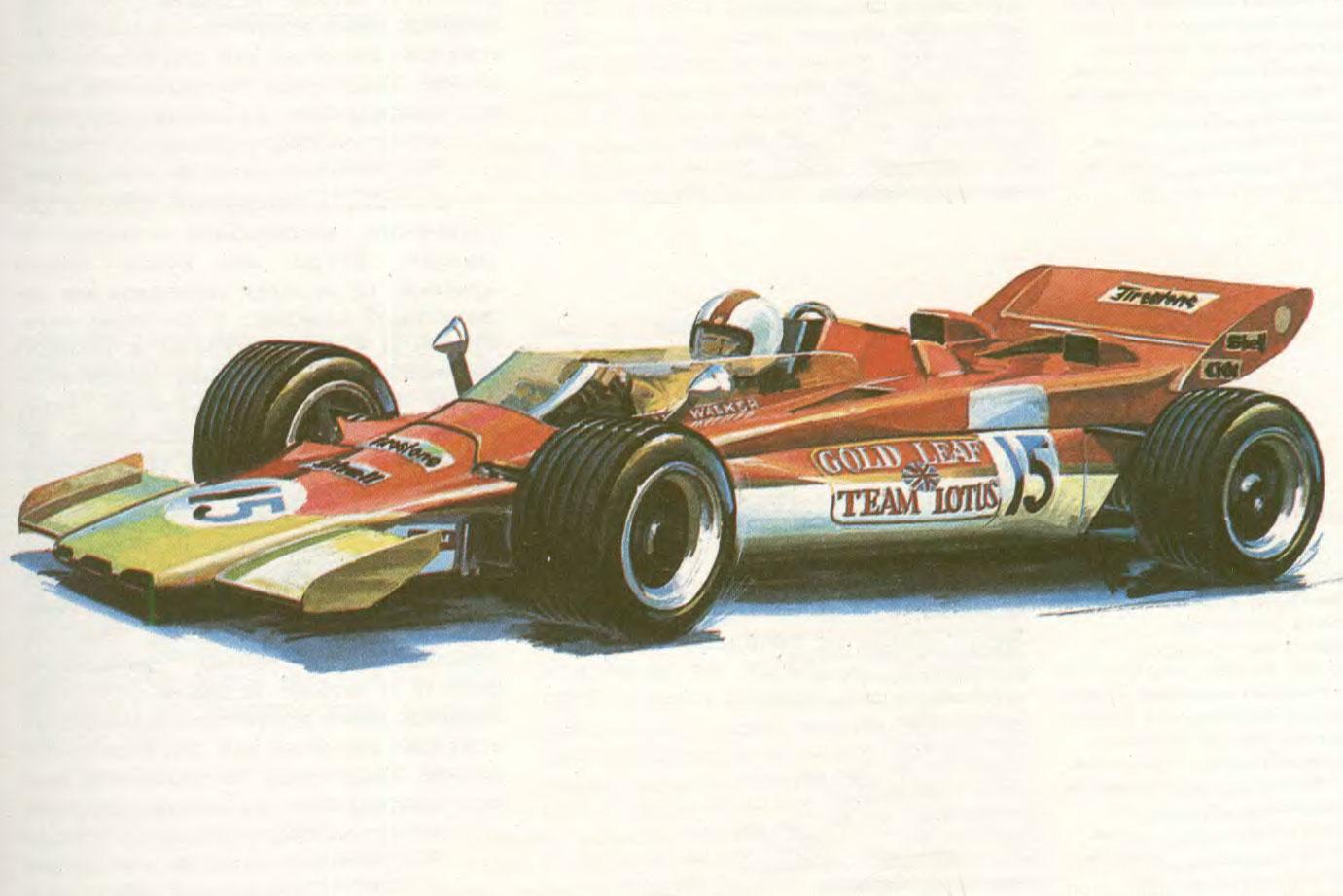 Эмерсон Фиттипальди – третий стюард Гран При Германии